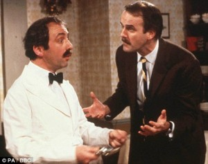 Manuel of Fawlty Towers